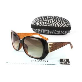 Oculos De Sol Feminino Fendi Premium