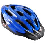 4d36481c1 Capacete Ciclismo Bell Ukon Original Tam Único 54-61cm Azul