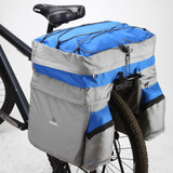 Bolsa Maleta Porta Bulto Para Bicicleta 100% Nueva Roswheel