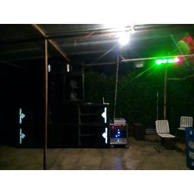 Amplificador Sound Barrier 3400 Wats De Poder