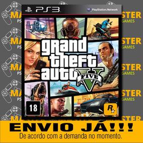 Gta V Grand Theft Auto V Jogos Ps3 Português Promoção Barato