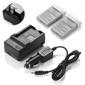 2 X Batería De Enel5 En-el5 Para Nikon Coolpix P500 P510...