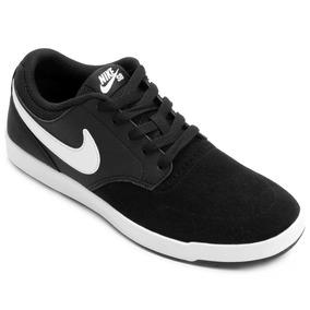 Tenis Nike Masculino Sb Fokus Preto/bco