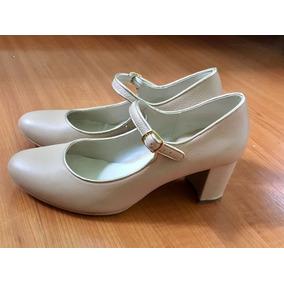 Tacones Color Beige - Zapatos Mussi para Mujer en Mercado Libre Colombia c44fcd0ec842