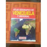 Atlas Geográfico De Venezuela Océano