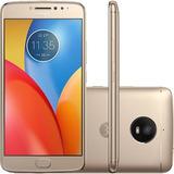 Celular Motorola Moto E4 Plus Xt1773 Android 7.1.1 Dourado