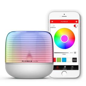 Vela Led Candle S Mipow Playbulb Recargable Bluetooth
