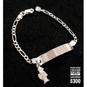 2bda04ddb304 Esclava Plata 925 16 Gramos - Joyería en Mercado Libre México
