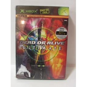Dead Or Alive Ultimate Para Xbox Original E Lacrado Raridade