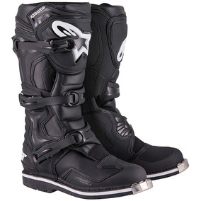 Botas Alpinestars Tech 1 Black Original Enduro Cross Atv Fas
