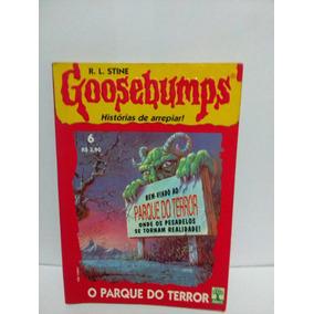 Goosebumps - O Parque Do Terror - R.l. Stine