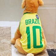 Camisetas Equipos Para Perros Bra - Unidad a $26900