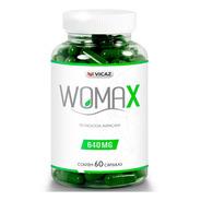 Womaxx Emagrecedor 640mg 60cps 1 Frasco Original Garantia