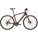 Bike Cannondale Quick Carbon 2 Aro 700 Tam. L-2017 + Brinde