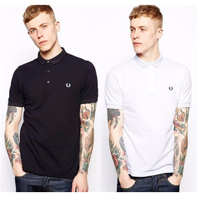 Polo Fred Perry Polka Talla M
