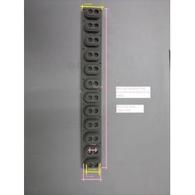 Gomas De Contactos Para Teclados Casio Ctk 3000, Lk 230,