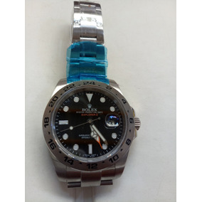 Reloj Explorer Ii Caratula Negra By Rolex