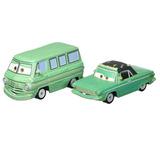 Carros 3 - Pack Com 2 - Dusty Rust-eze E Rusty Rust-eze Fjj0