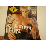 Revista Rebelde Way 2003 Se Destapo Felipe...