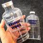 Funda De Silicona 3d Vodka Transparente Iphone 6 4.7! Boedo