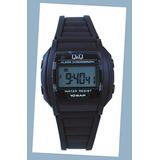 Reloj Q&q Ml01j104y Negro