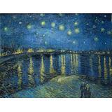 Van Gogh Pinturas Litografía Italiana Varios Mod. Original