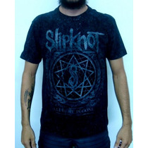 Camiseta Slipknot - All Hope Is Gone - Especial T-shirt