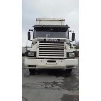 Scania T 112 360 Hw 4x2 1991 + Sider Facchini 2002