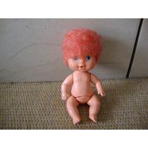 Boneca Bebê Moranguinho Estrela , Antiga , Bom Estado .