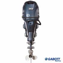 Motores Fuera Borda Yamaha 30 Hp 4 Tiempos 4t Nuevos Gabott