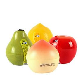 Crema Para Manos 4 Piezas Melocotón, Pera, Manzana Y Limón