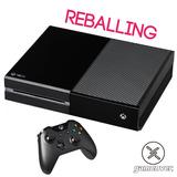 Reballing O Rework D Xbox One Luz Roja No Enciende Solución!