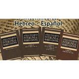 Antiguo Testamento Interlineal Hebreo-español 4 Tomos (pdf)