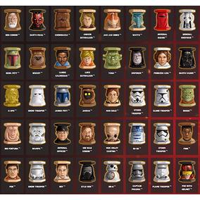 Abatons Star Wars - Complete Sua Coleção