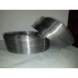 Alambre De Aluminio Para Cercos Eléctricos 2.00 Mm 2000mtrs