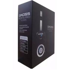 Koss Porta Pro Original, Comprado Nos Usa