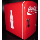 Minirefrigerador Cocacola.