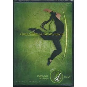 Dvd Profetas Da Dança Vol 2 Video Aula De Dança Frete Grátis