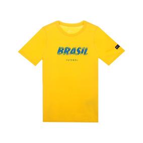 8f89c0e6ff Playera Nike Selección De Brasil Para Niño