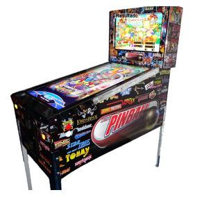 Virtual Pinball 3d Maquinas - Fliperama no Mercado Livre Brasil