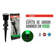 Espeto De Jardim Hummer 5w Verde Avant Ip65
