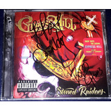 Cd Autografiado Cypress Hill Stoned Raiders B-real Sen Dog