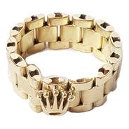 Anillo Rolex Oro 18k/750 8,9grs N°17 Brumat