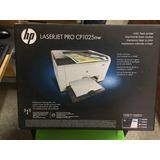 Impresora Láser Color Hp 1025nw 0km No Envios !cybershock435