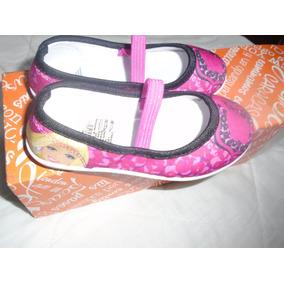Zapatos Para Niñas Barbie Jetbag Fashion Talla 25
