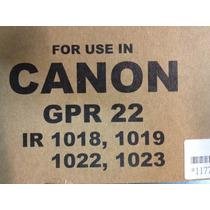 Toner Cartucho Canon Ir 1018/1019/1022/1023 Compatible