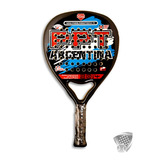 Paleta Paddle Padel Ppt Argentina 40mm Funda Protect
