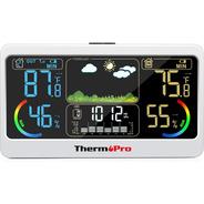Termómetro Higrómetro Estación Metereológica Thermopro Tp68