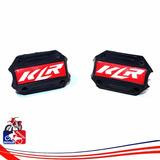 Jabon Protector Kawasaki Klr650 Rojo Par Para Defensas