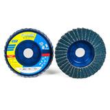 Disco Abrasivo Flap R822 Grano 80/ 7 Pulg/norton/r822